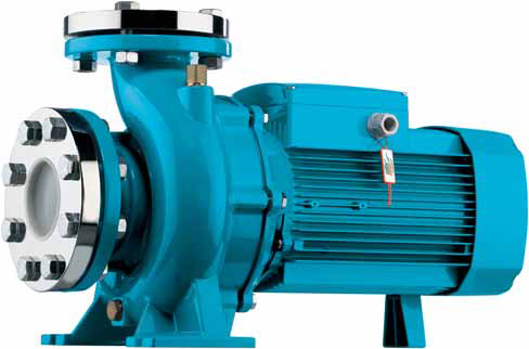 Помпа центробежна стандартизирана City Pumps K 32/200C / дебит 100-450 л./мин. / напор 44-31,5 метра / - 2 години гаранция