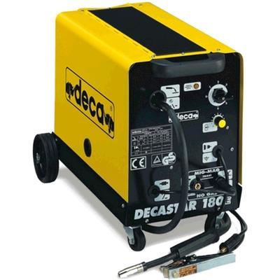 електрожен MIG 160A /  заваръчен апарат  Deca-2 година гаранция внос от Италия   Rudimpex.com