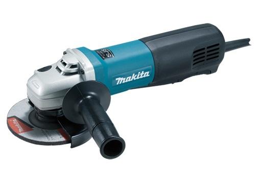 Ъглошлайф 1100W Makita ф 125 мм  -3 години гаранция | Rudimpex.com