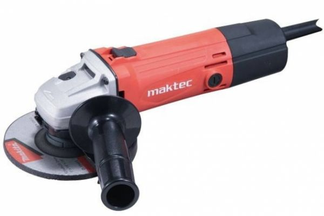 Ъглошлайф 570W Makita Maktec ф 125 мм  -3 години гаранция   Rudimpex.com