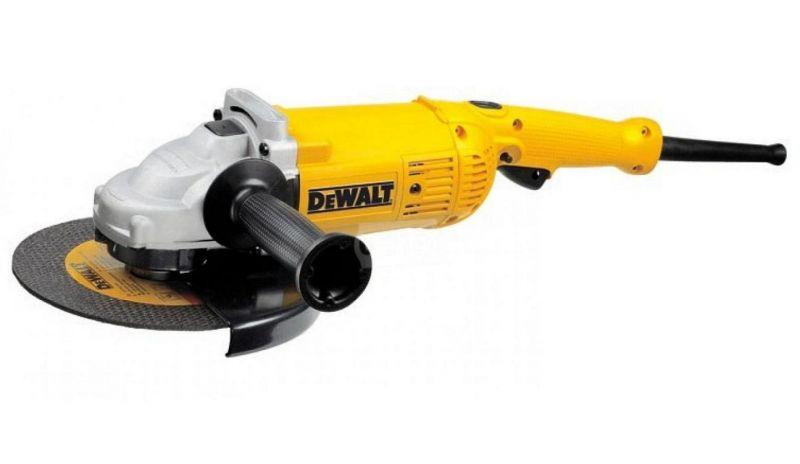 Ъглошлайф DeWALT ф 230 мм 2000W - 3 години гаранция | Rudimpex.com