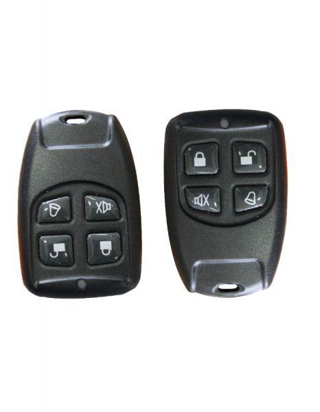 Автоаларма (имобилайзер + централно заключване + 2 броя дистанциони + шоков датчик), с 50% отстъпка от Rudimpex.com | модел G2270