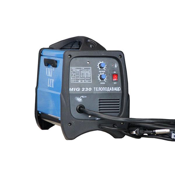 Телоподаващо устройство MIG 230 A Viki Lux – Professional