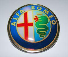 Нова задна емблема Алфа Ромео/ Alfa Romeo
