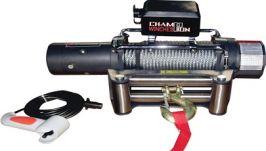 Електрическа лебедка CHAMPION /  WARRIOR 12V 2722kg/ 6000 LBS STANDARD - пътна помощ - внос от Англия - 1 година гаранция | Rudimpex.com