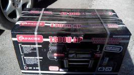 """Най-продаваната лебедка за пътна помощ  """"CHAMPION /  WARRIOR Apache"""" - 12V - 5897 kg/ 13000 LBS - PERFORMANCE - 1 година гаранция - доставка до 1 ден - на склад."""