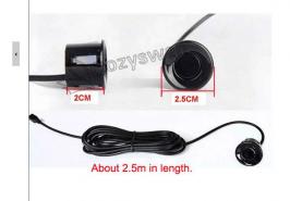 Парктроник с 4 сензора с 50 % отстъпка от Rudimpex.com - черни датчици