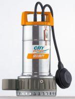 Италианска потопяема дренажна помпа за промишлени води CITY PUMPS SECURITY 10M - 2 години гаранция