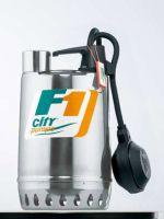 Италианска потопяема дренажна помпа за чиста вода CITY PUMPS F1/50M- 2 години гаранция