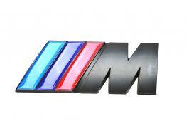 """емблема BMW M  /емблеми за коли / автомобили / E30 - E36 - E46 - E90 - 3 серия"""" """"E34 - E39 - E60 - 5 серия"""" """"E32 - E38 - E65 - 7 серия"""" """"Z3 - Z4 - X3 - X5 - M3 /  M1 - M3 - M4 - M5 - M6 - M7 - Z4 - Z3 Roadster - Performance - Power Coupe"""
