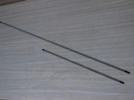 Кардан / вал дълъг с 9 шлици за моторна коса храсторез