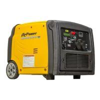 Инверторен дигитален, обезшумен генератор GG 35Еi Pro - 3,2 кW - ел. стартер ITC Power