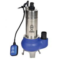 """Elektro Maschinen SPG 27502 DR, Помпа потопяема дренажна за фекални и отпадни води  Q=28.50 m3/h, Hmax= 12 m, 2 """", 10 m зах. кабел- 2 години гаранция"""