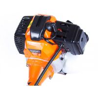 Моторна коса 1.8 kW с цял прът от Rudimpex  с кордова глава - тризъб нож -1 година гаранция   Rudimpex.com