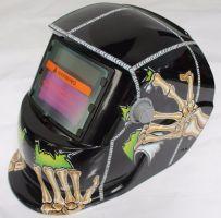 Соларна маска за заваряване  - Автоматична-  Skeleton - регулиране на затъмнението 9-13
