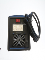 Портативен / Mini Инверторен електрожен IGBT - ARC - ММА - 160А реални ампера - 5.6 kVA - с цифров LED дисплей и соларна маска - електроди до 3.2 мм - високо качество - 1 година гаранция | Rudimpex.com