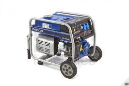 Мотогенератор HHY 3000 FK - 3,0 kW - колела и дръжки к-т HYUNDAI