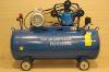 Компресор за въздух  Italy Compressor Professional - 300 литра резервоар - 9-12 бара, дебит на въздух 670 л/мин, 5500 W - трифазен - маслен | Rudimpex.com