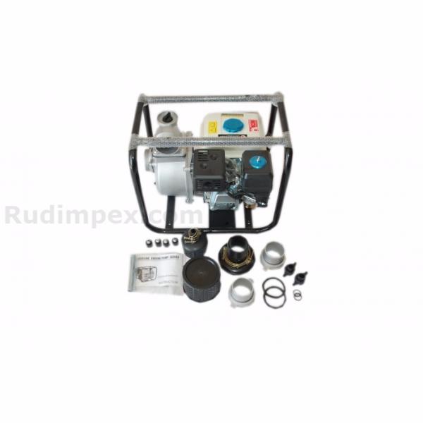 Бензинова Водна помпа за поливане и отводняване 3 цола - 1 година гаранция | Rudimpex.com