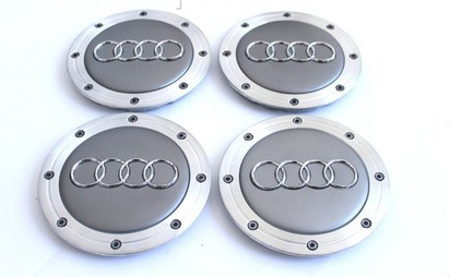 4x audi roue de centre hub cap a3 a4 a6 quattro mod les 148mm 5 8 60mm 2 4 set. Black Bedroom Furniture Sets. Home Design Ideas