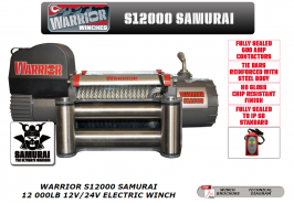 Manual winch 4309 kg /9500 lb champion winch