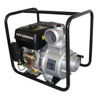 "Помпа моторна HY100 - 4"" - Hyundai- 2 години гаранция-Hyundai"
