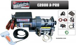 Electrical winch 907 kg /2000 lb winch