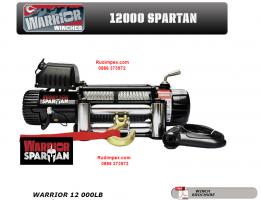 Електрическа лебедка 24V 12000 LBS CHAMPION/WARRIOR - модел SPARTAN - внос от Англия -1 година гаранция | Rudimpex.com