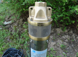 Потопяема помпа 3SKm 100 - Ф 75мм- 2 години гаранция