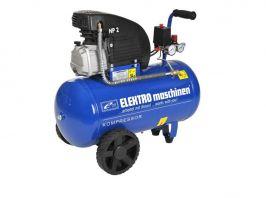Компресор за въздух ELEKTRO maschinen 24л-2hp.- 2 години гаранция