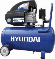 Компресор за въздух HYUNDAI  50л. - 2 години гаранция | Rudimpex.com