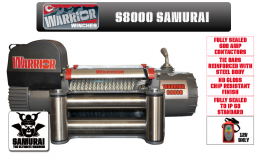 Manual winch 3629 kg /8000 lb winch CHAMPION 24V