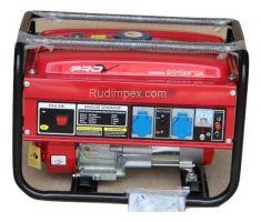 ГЕНЕРАТОР ЗА ТОК Pro-V - 2.5 KW - монофазен - бензин - AVR - 6.5 к.с  - 1 година гаранция | Rudimpex.com
