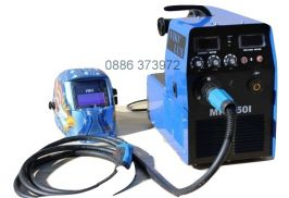 PROFESSIONAL inverter CO2 wire feeder VIKI 250L