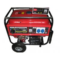 ГЕНЕРАТОР за ток -монофазен- бензинов- 5.5 KW С ATS ТАБЛО  - 1 година гаранция | Rudimpex.com