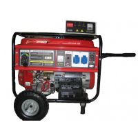 ГЕНЕРАТОР за ток -монофазен- бензинов- 6.5 KW С ATS ТАБЛО-пълна автоматика  - 1 година гаранция | Rudimpex.com
