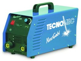 Welding machine TECNOMEC, 230V, 200A - 2 years warranty