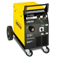 Welding machine Deca, 230 / 400V, 190 A, 0.6-1.0 mm - 2 years warranty