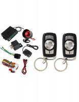 Автоаларма (имобилайзер + централно заключване + 2 броя дистанциони + шоков датчик), с 50% отстъпка от Rudimpex.com | модел G10/G2240