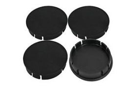 Universall  4 Pcs 55mm / 60mm  alloy wheel centre caps Hub Cover