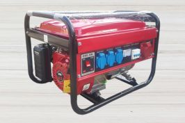 Генератор за ток 2.8KW за монофазен и трифазен ток  | Rudimpex.com