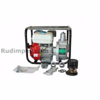 Бензинова Водна помпа за поливане и отводняване 2 цола - 1 година гаранция | Rudimpex.com