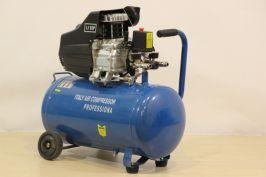 Компресор за въздух 50л  - 1 година гаранция | Rudimpex.com