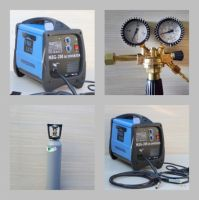 Wire professional CO2 - 220P inverter welding machine with two digital displeya- 2 years warranty