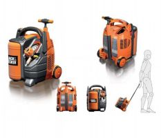 Компресор Black & Decker, 8 bar, 5 л., 1.5 HP, 230 V