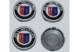 4x55mm/60mm VW VOLKSWAGEN wheel center caps - Hub Cover - CC Corrado EOS Golf Jetta Karmann-Ghia Passat Routan Scirocco Thing Tiguan Touareg Type 4 Van/Camper