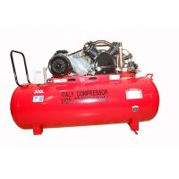 Air compressor 300 L with two heads