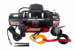 Лебедка PowerWinch PW12000 EXTREME HD SR- 2 години гаранция