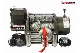 Електрическа Лебедка PowerWinch PW20000 24V-пътна помощ- 2 години гаранция