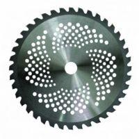 Мощна Моторна коса GREENYARD - 52 куб.см,  с ПРАВ прът - корда - тризъб диск - презрамен колан - очила - самар - циркулярен диск | Rudimpex.com